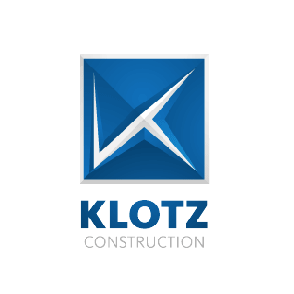 Logo Klotz construction