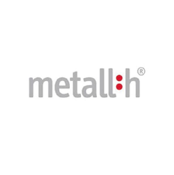 logo Metall : h