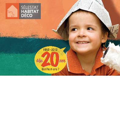 édition 2012 du salon Sélestat Habitat Déco - 20ème anniversaire