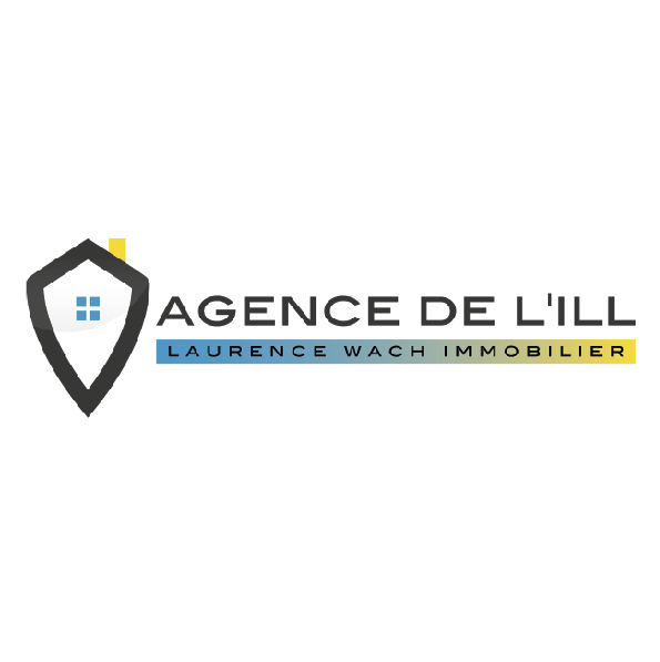 Logo Agence de l'Ill - Laurence WACH IMMOBILIER