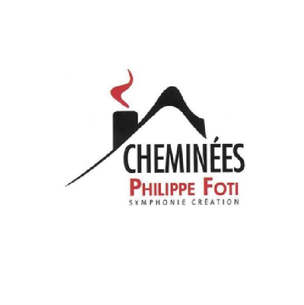 Logo Cheminées Philippe Foti