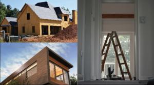 Architectes, constructeurs, agents immobiliers...
