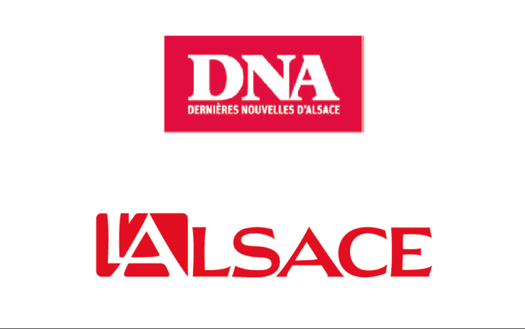 Logos - DNA - L'ALSACE