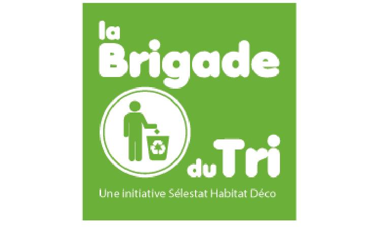 Logo La Brigade du Tri de Sélestat Habitat Déco - ÉDITION 2014